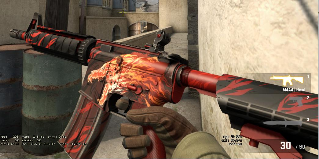 Top Rarest CS:GO Skins in the Market Part 1